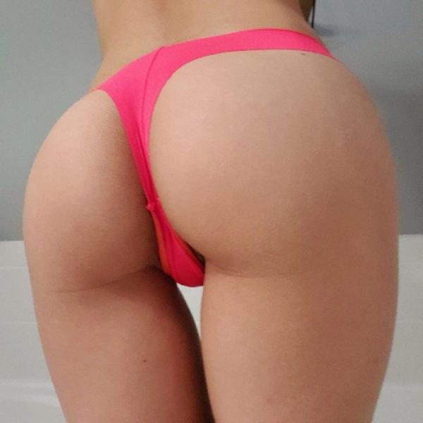 string souillée sale rose