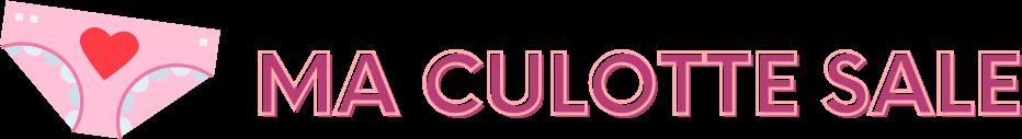 Ma culotte Sale Logo
